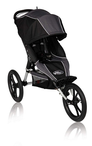Get In Shape With A Baby Jogging Stroller