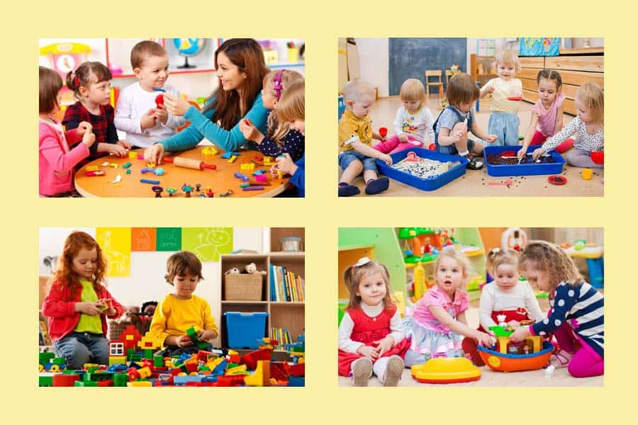 Choosing The Best Day Care For Your Baby