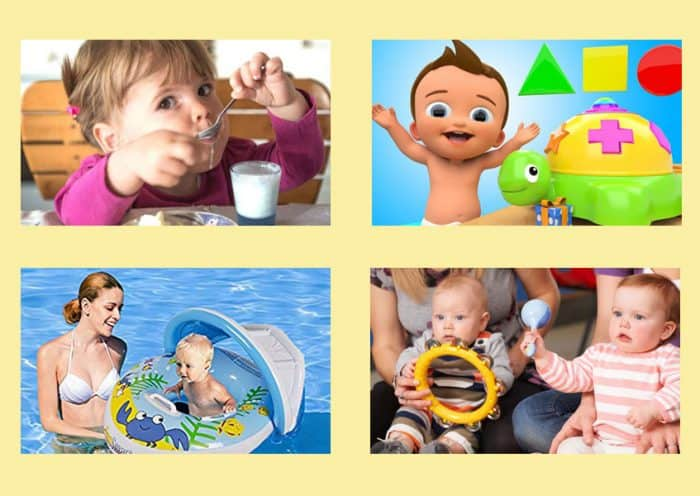 Top 10 Baby Sitting Ideas And Activities
