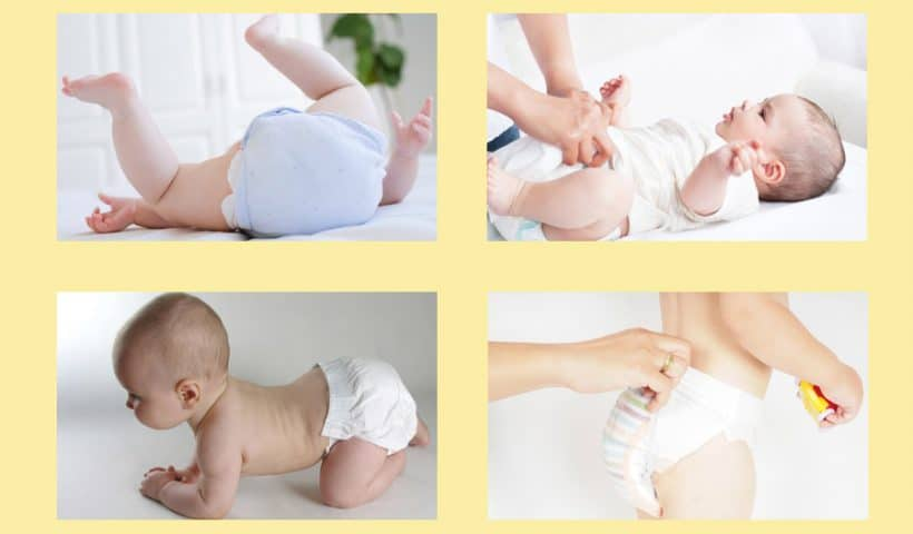 How To Get Rid Of Diaper Rash The Natural Way