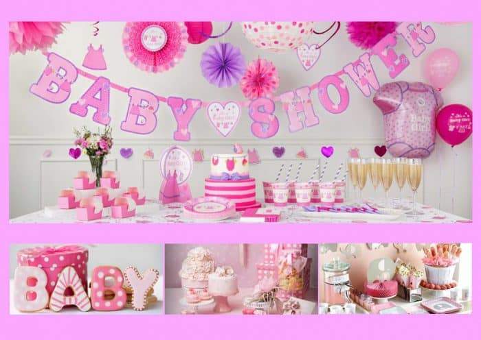 New Baby Showers Ideas