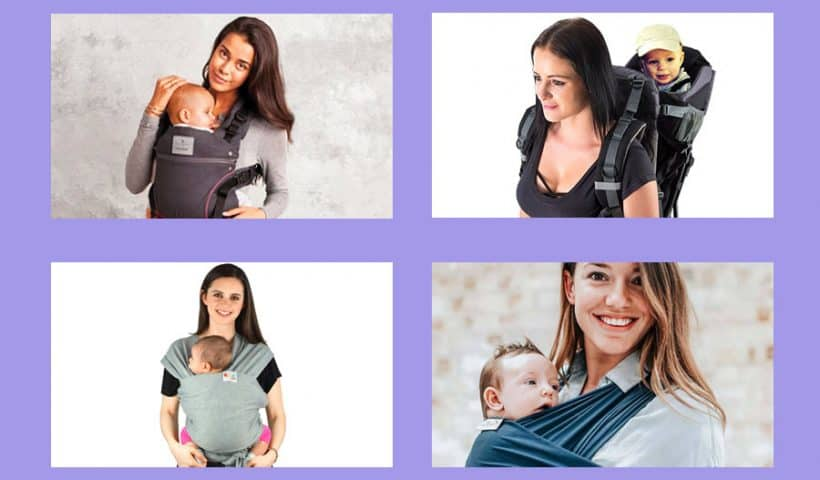 Baby Carriers And Baby Slings
