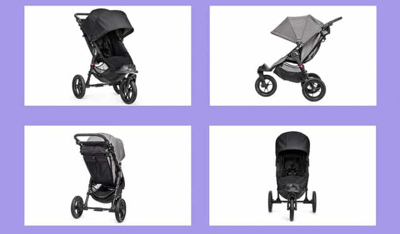 Baby Jogger City Elite Single Stroller Review