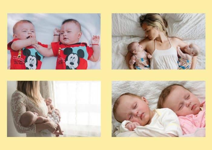 How To Make Twin Babies Sleep Well