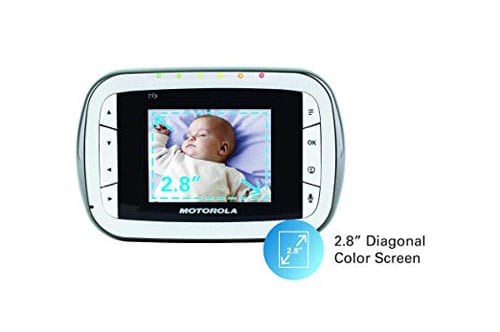 Motorola Digital Video Baby Monitor With Color LCD Screen Review